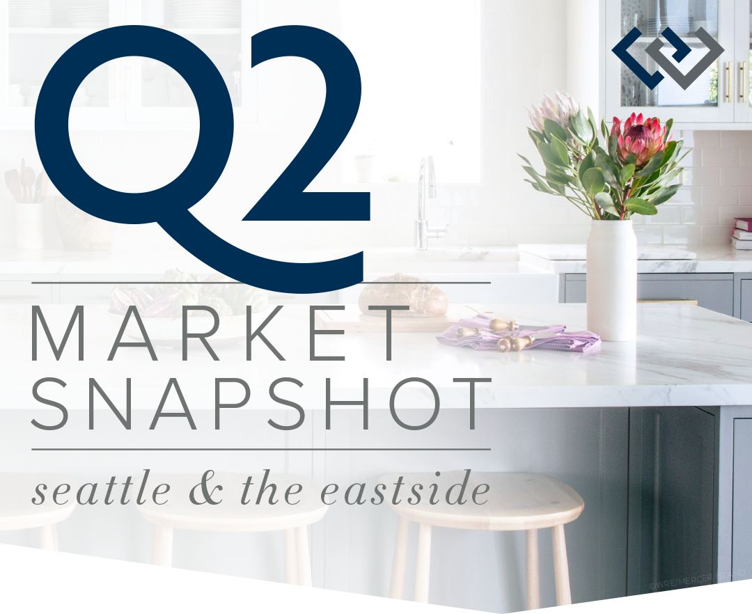 Q2 Market Snapshot for Seattle and the Eastside